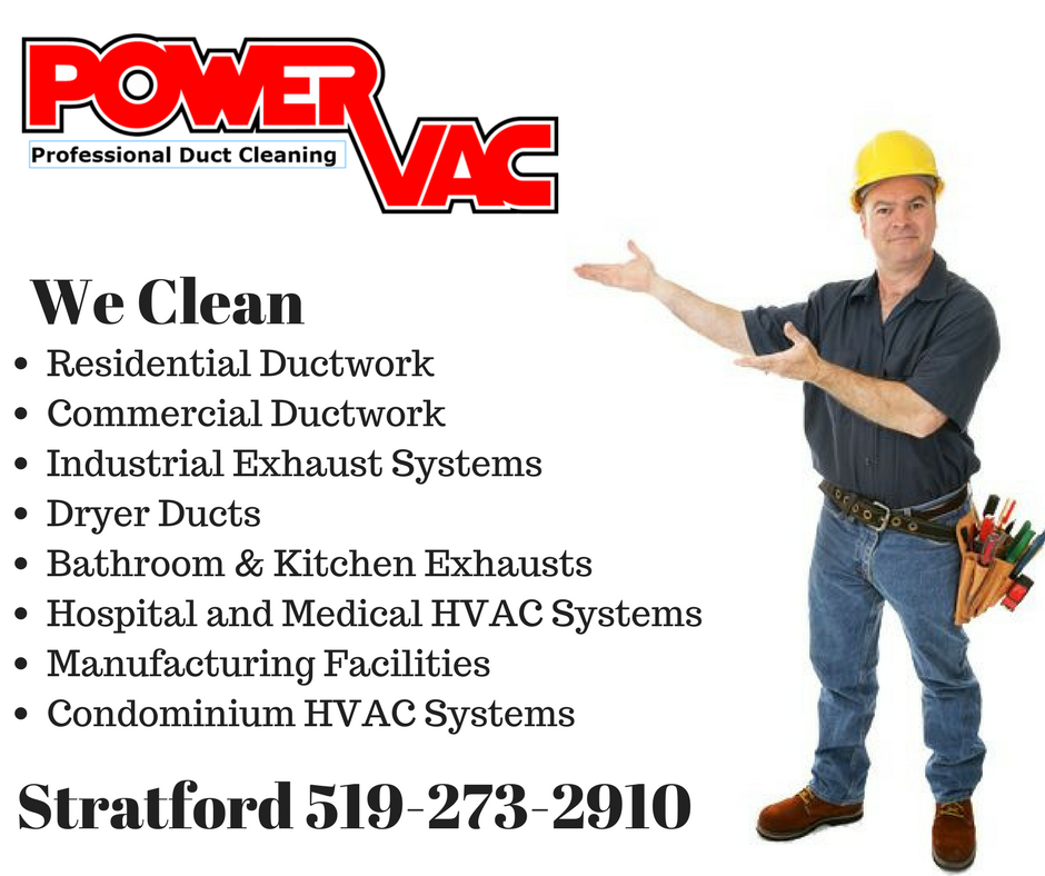 duct cleaning in stratford