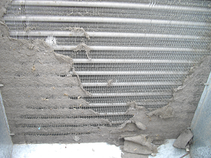 Dirty AC Coil
