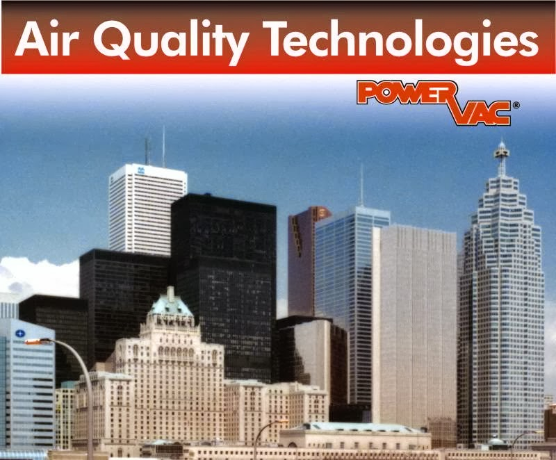 Power Vac Toronto provides duct cleaning services