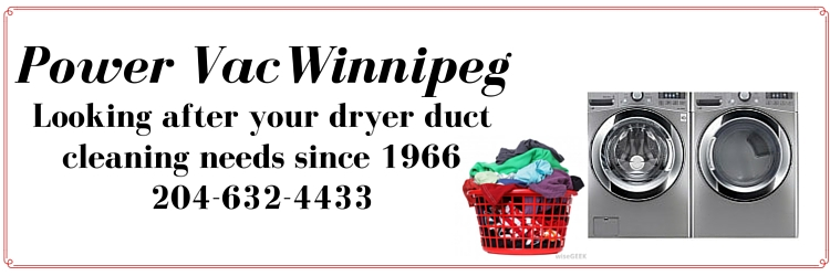 dryer vent cleaning winnipeg