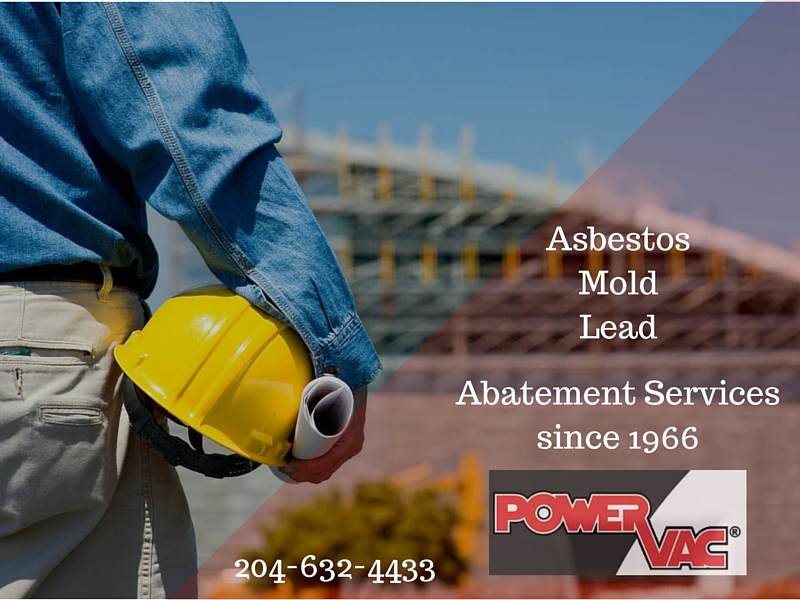 winnipeg asbestos abatement