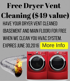 toronto dryer vent cleaning