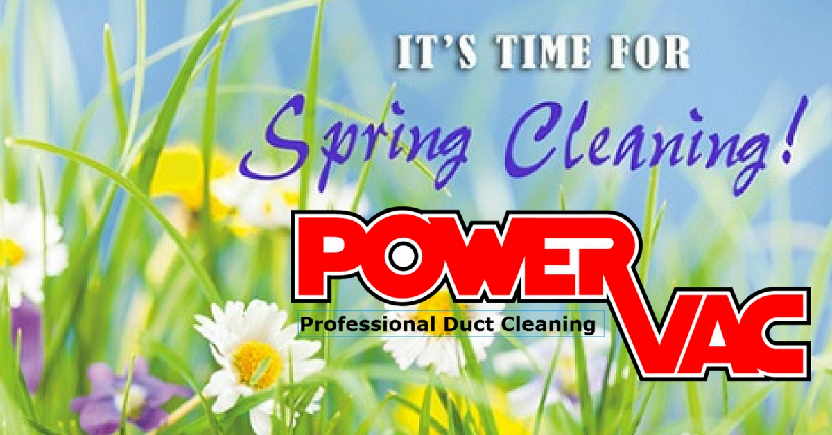 spring cleaning your ductwork